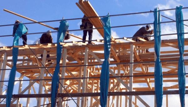 建築工事に関わる費用の内訳