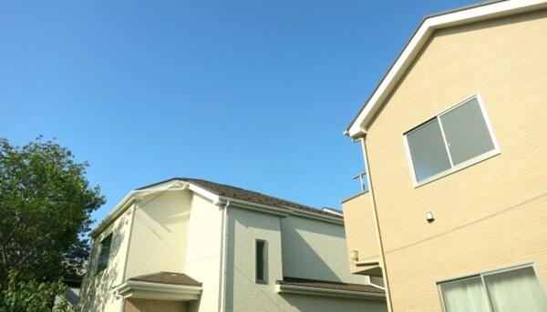 隣家や近隣への配慮を見れば、設計士の腕も確認できる