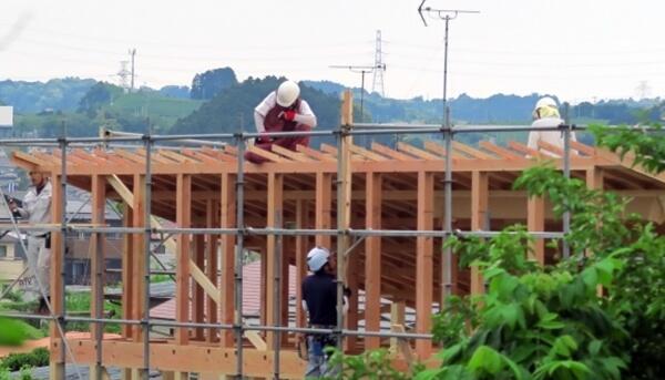 建物の工事の中にも家づくりのコストダウン方法を見つけることが出来た