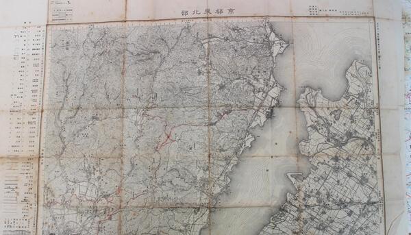 古地図や土地台帳を利用すれば土地だけでなく周辺地域の履歴も調べるられる