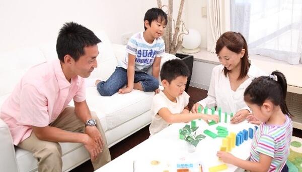 注文住宅での間取りの生活動線に失敗しなかった家族