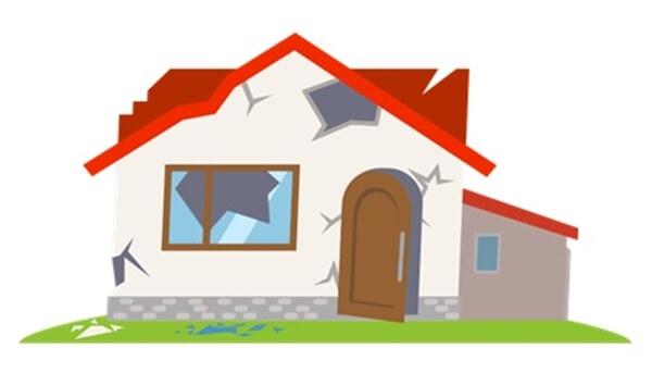 マイホームを建てた住宅会社が倒産したが、様々な保証のおかげで助かった