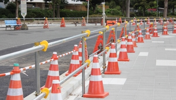 都市計画道路予定地には計画決定と事業決定の2つの段階がある