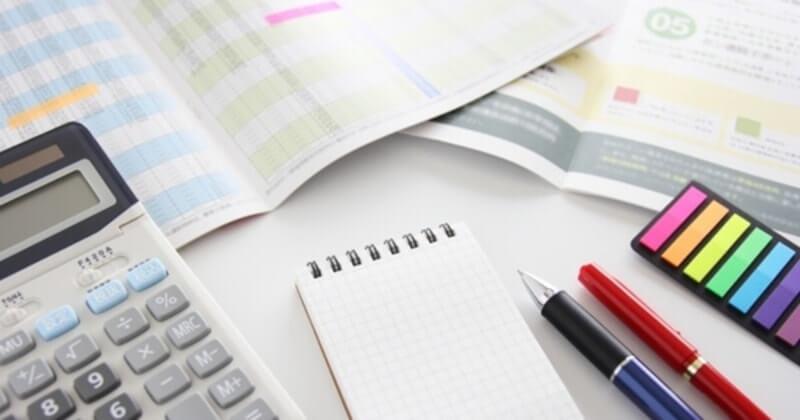 家計の節約でマイホームの購入予算がどのくらい増やせるか計算中