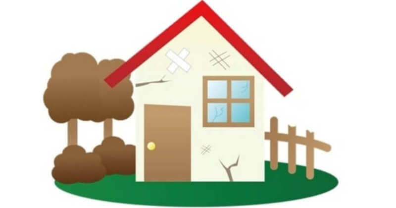 住宅瑕疵担保責任保険の期限に気付かず保証で修理できなくなった家